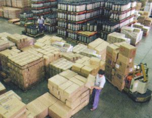 Logistics Consulting to Optimise your Warehouse Capacity